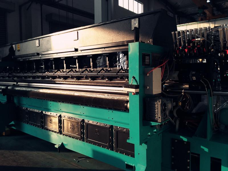 纺织机械应用